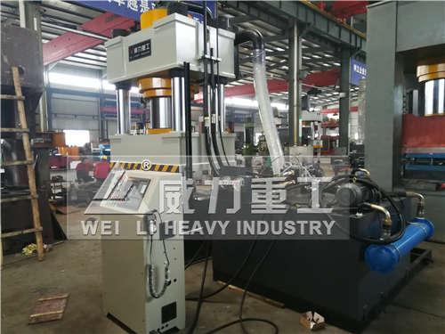 500吨矿用锚杆托盘生产线液压机轴向柱塞泵的作用