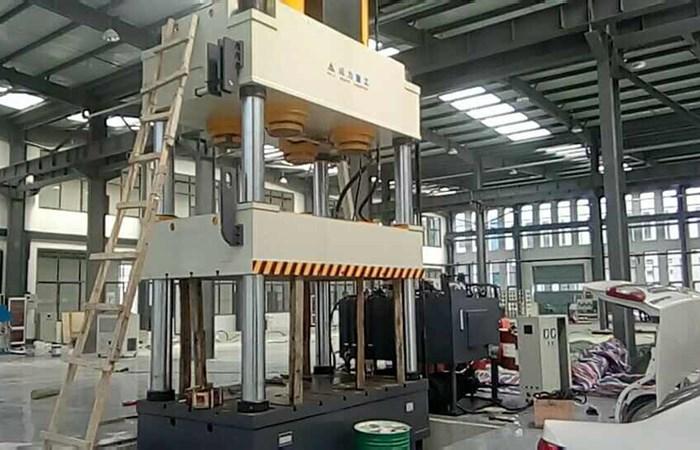 800吨塑料托板液压机